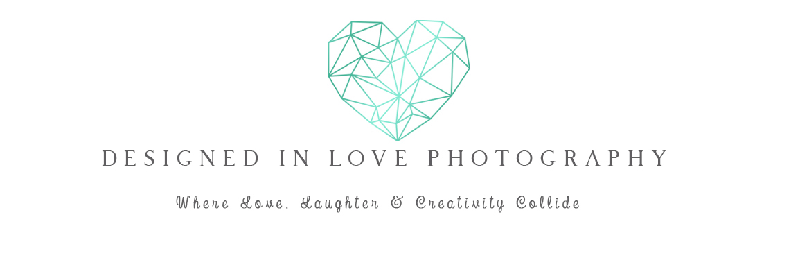 designed in love photography