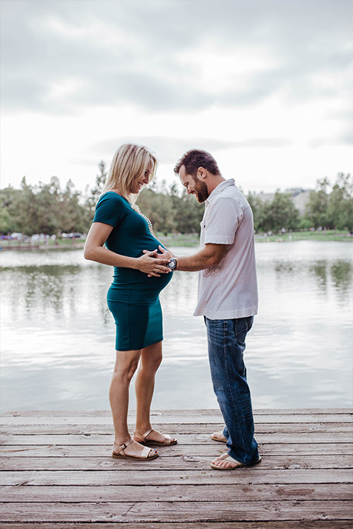 maternity photography in orange county